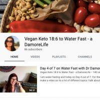 7 Day Water Fast & 4 Day Re-Feed
