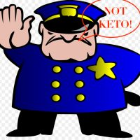 Keto Police; mind your own business & eat less meat!